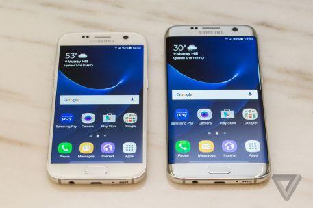 Galaxy S7/S7edge