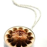Li-Chu Wu's paper jewellery