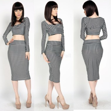 women-clothing-font-b-set-b-font-2-piece-bandage-dress-2015-sexy-clubwear-dress-female