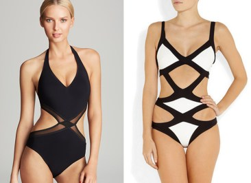 Sparkles-and-Shoes-Swim-Suits-Bad-Tan-Lines-Profile-by-Gottex-Martini-Cutout-One-Piece-Swimsuit-and-Agent-Provocateur-Mazzy-Cutout-Swimsuit