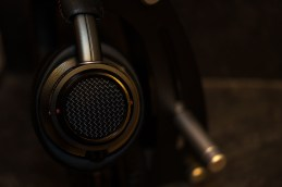 A 'glamour' shot of the Philips Fidelio L2 headphone