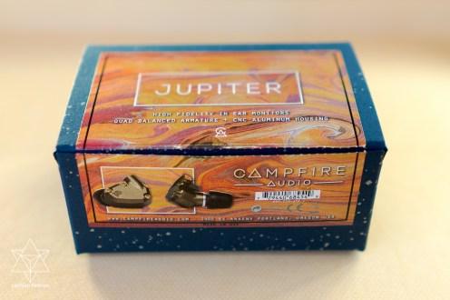 Campfire Audio Jupiter - box straight