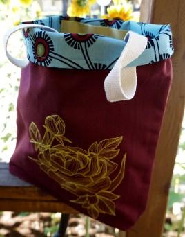 Beautiful intricate embroidery
