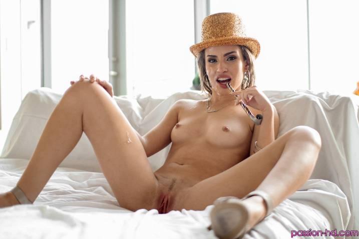 Passion Hd Natasha White in Sexy New Year's Resolution 9
