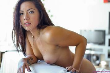 Passion Hd Morgan Lee in Flowers And Candy 3