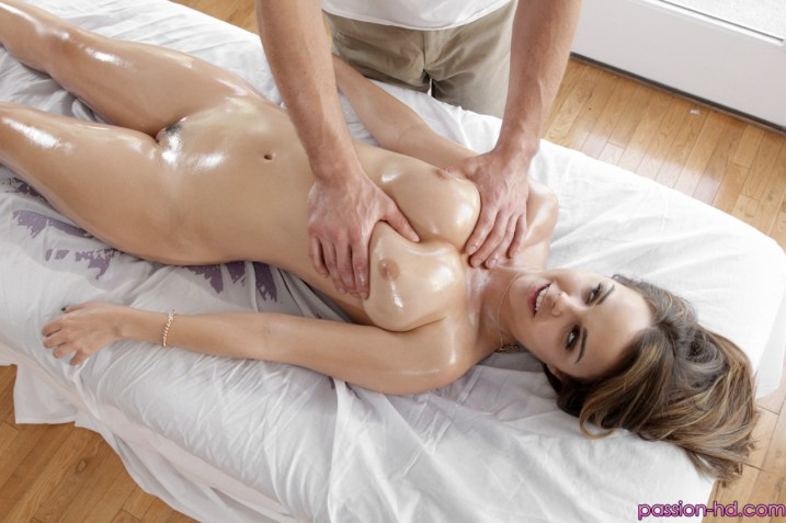 Passion Hd Dillion Harper in Slippery Wet Massage 9