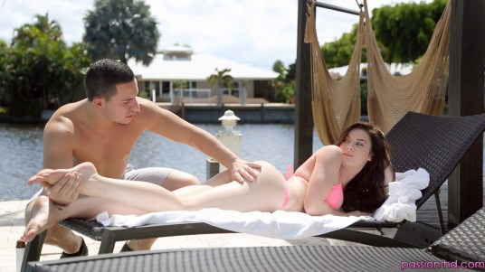 Passion Hd Kymberlee Anne in Sensual Sunny Vacation 24