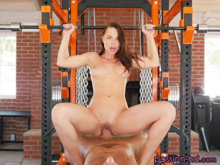 Passion Hd Aidra Fox in Fitness Fox 24