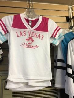 Las Vegas Palm Tree Red Shirt