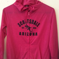 Scottsdale Pink Jacket