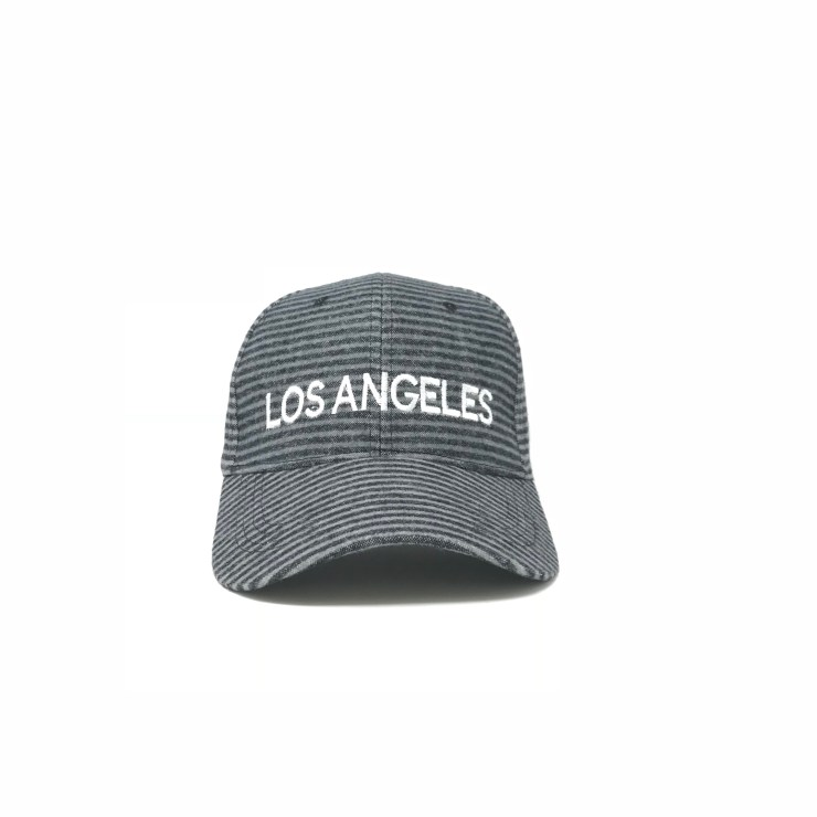 Los Angeles Cap (Gray) Image