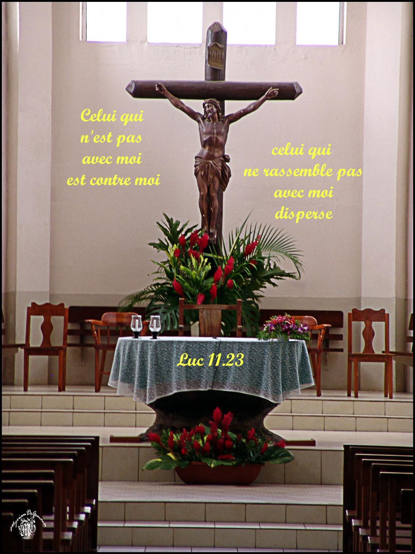 Commentaire de Luc 11,15-26