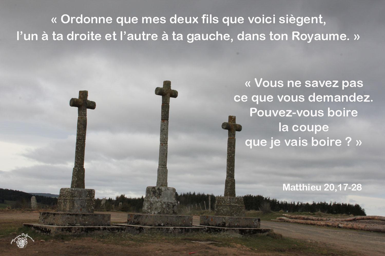 Matthieu 20 17 28aw