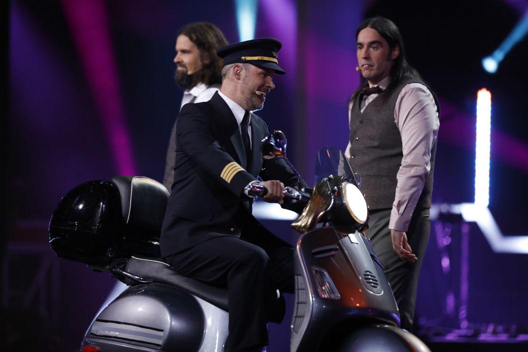 Denis Drolet Gala Scooter