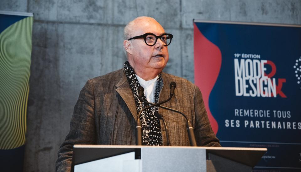 Jean-Claude Poitras mode
