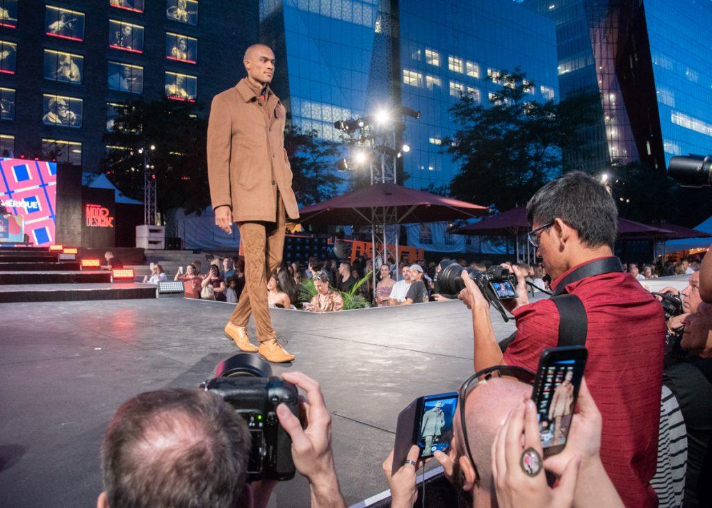 Vêtements pour homme - défilé Mode & Design