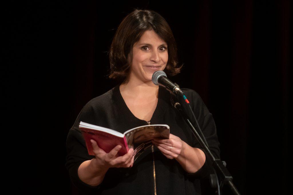 Anaïs Favron Cabaret Bio