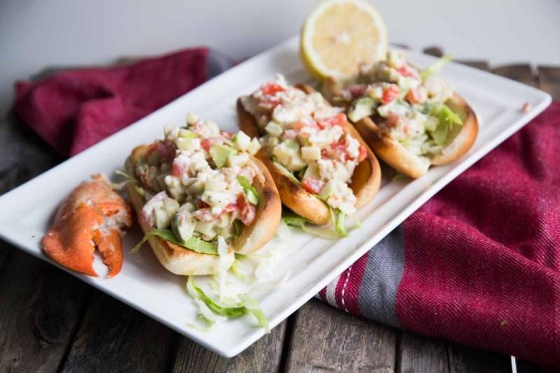 Photo : Cinq Fourchettes homard