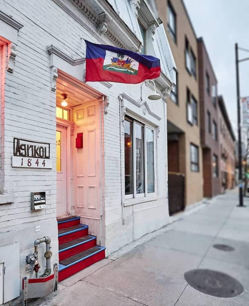Agrikol black-owned restaurants in Montreal