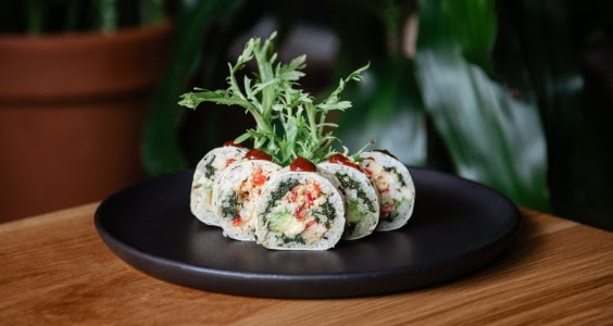 meilleurs sushis réinventés