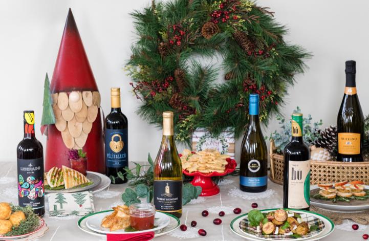 vins parfaits pour les fêtes