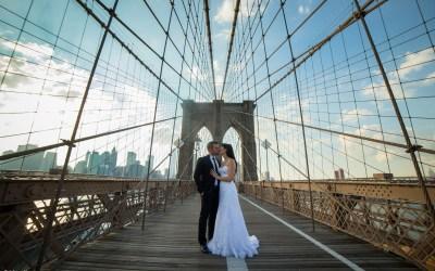 Séance photos à New York