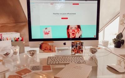Outil de blogueuse / social media : planifier ses publications