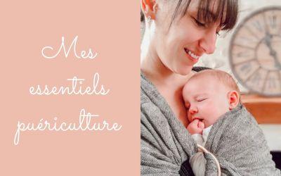 Mes essentiels puériculture (3e grossesse)