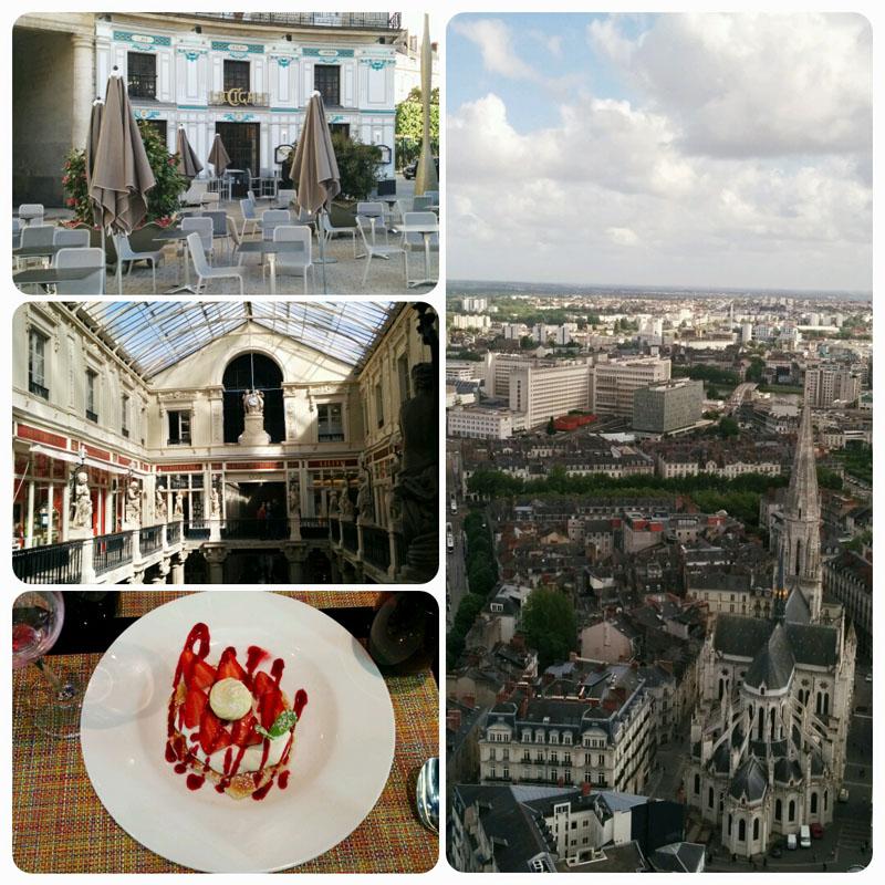 A la découverte de Nantes