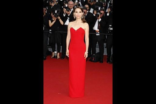 Natalie Portman en Dior