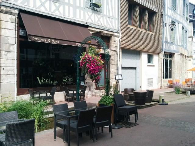 Restaurants de la rue Eau de Robec
