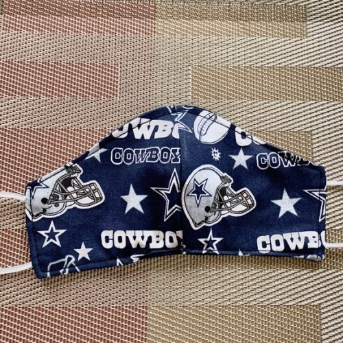 Dallas Cowboys Toddler Kids Face Mask