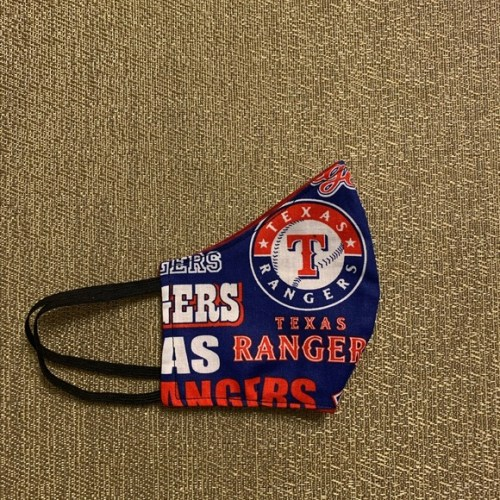 Texas RangersFace Mask