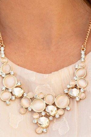 Fairytale Affair Gold Necklace