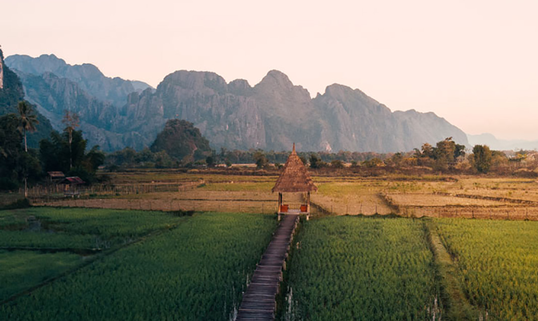 a photo of Laos by Jack Crosby