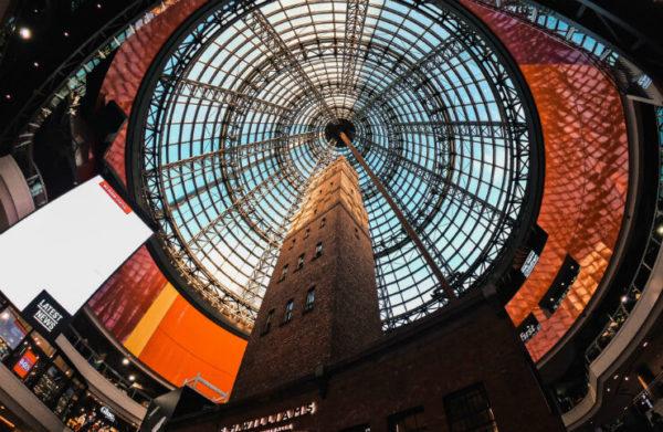 Melbourne Central shopping centre