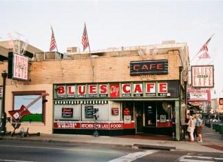 street corner cafe