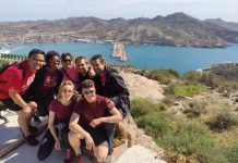 Creating a sense of community abroad