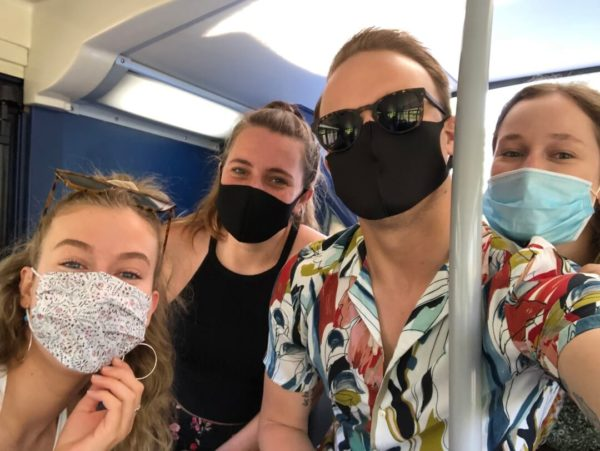 Homesickness during the Covid-19 pandemic