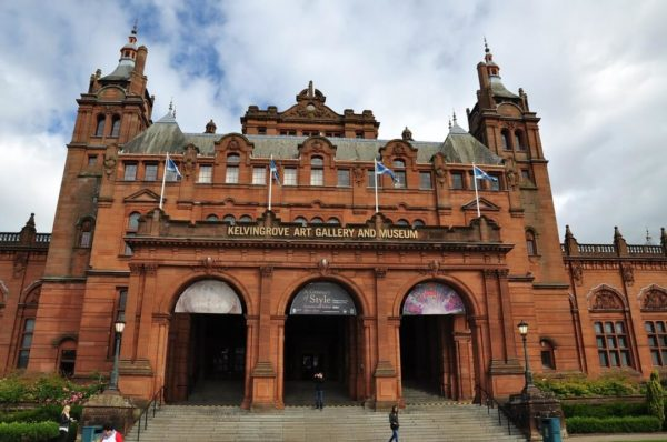 Kelvingrove Art Gallery and Museum, Glasgow, Scotland