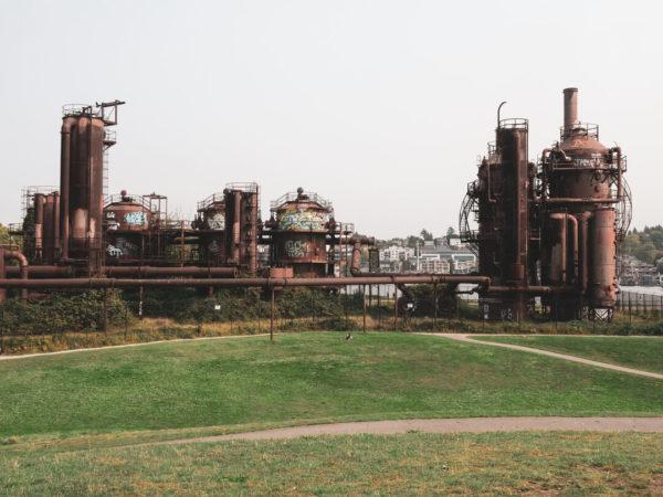 old gas works industrial park
