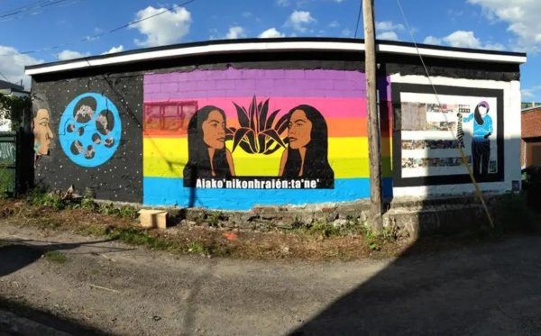 decolonizing mural in montreal