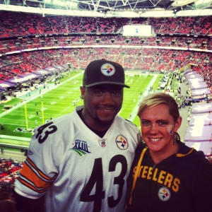 Steelers vs. Vikings, Wembley Stadium