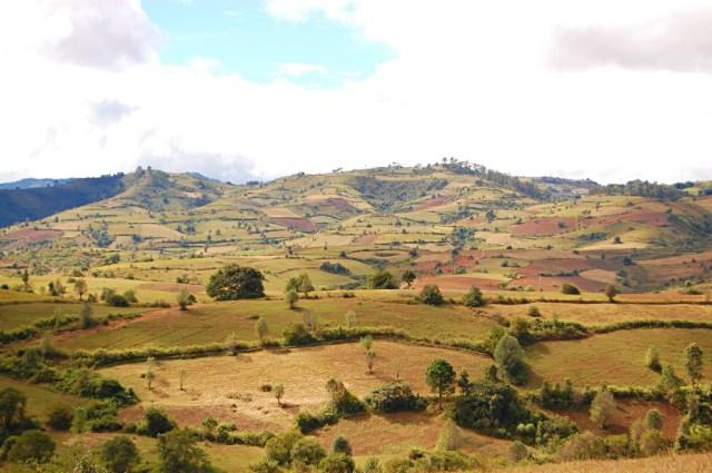 Shan Hills, Kalaw to Inle Lake Trek