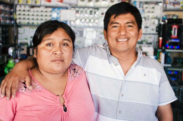 Husband and Wife in Chiclayo - Jeff McAllister - Passion Passport - Peru - Travel - Bucket List