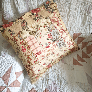 log cabin passion patchwork