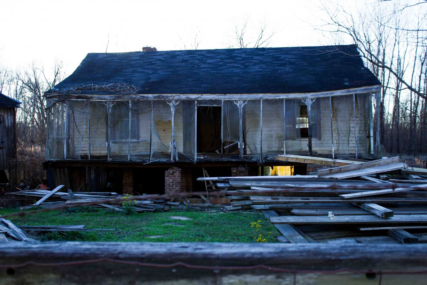 Stories In Ruins Photo Essay Of A Mississippi Ghost Town