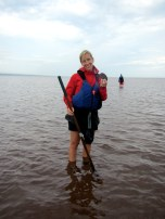 PEI-Clam-Digging-Kayaking