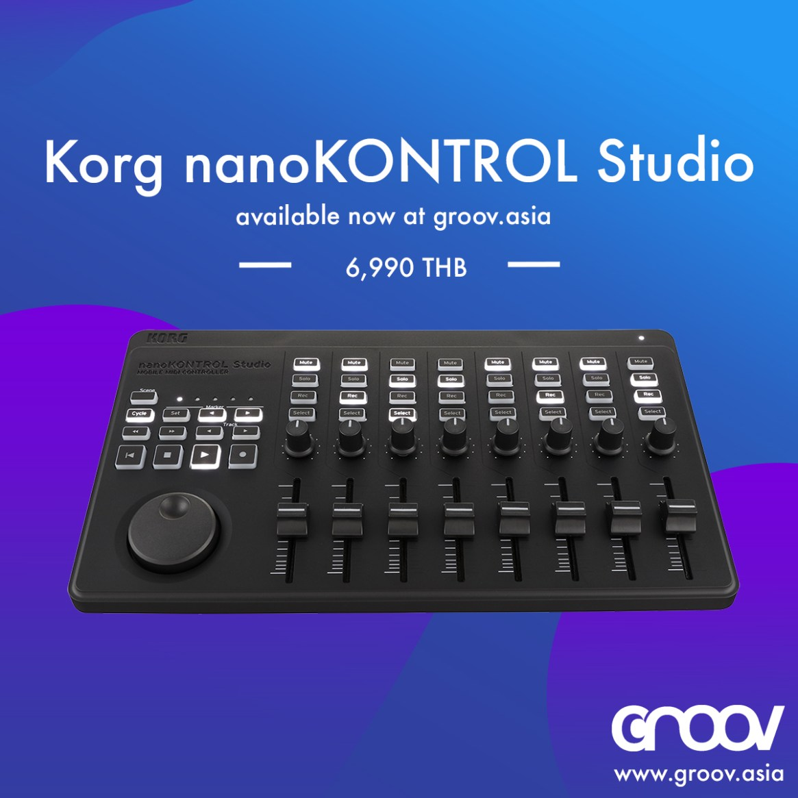 korg nanokey studio nanokontrol studio passionsound. Black Bedroom Furniture Sets. Home Design Ideas