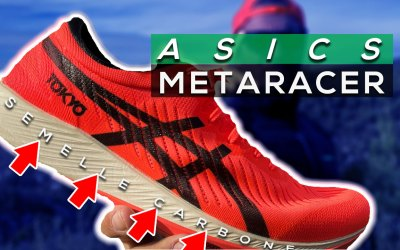 TEST ASICS METARACER: SEMELLE CARBONE RÉELLEMENT EFFICACE ?